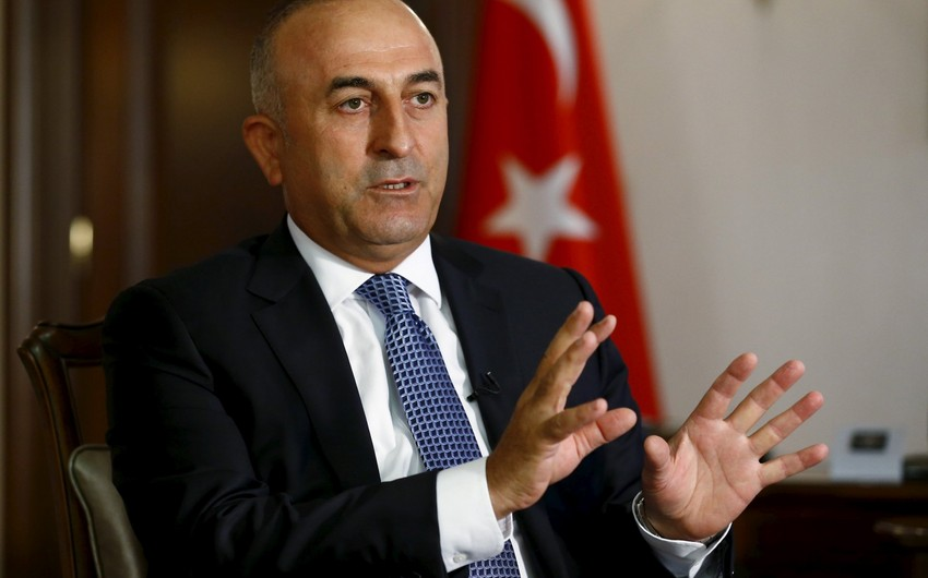 Çavuşoğlu NATO-nun baş katibi ilə görüşdə Qarabağdan danışıb