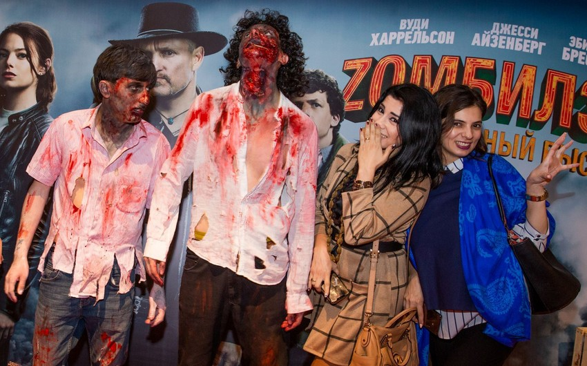 "The zombie invasion of renewed ""Cinema Plus"" - VIDEO"