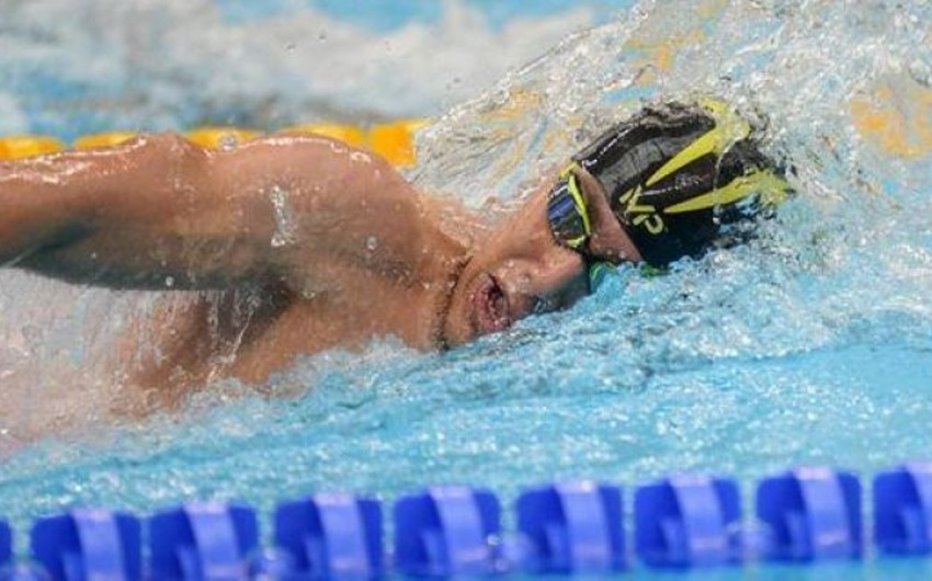 Азербайджанский пловец получил лицензию на Летние Олимпийские игры 2020