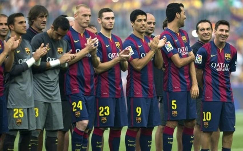 Клуб Барселона потребовал 2 млн. евро за участие в открытии стадиона