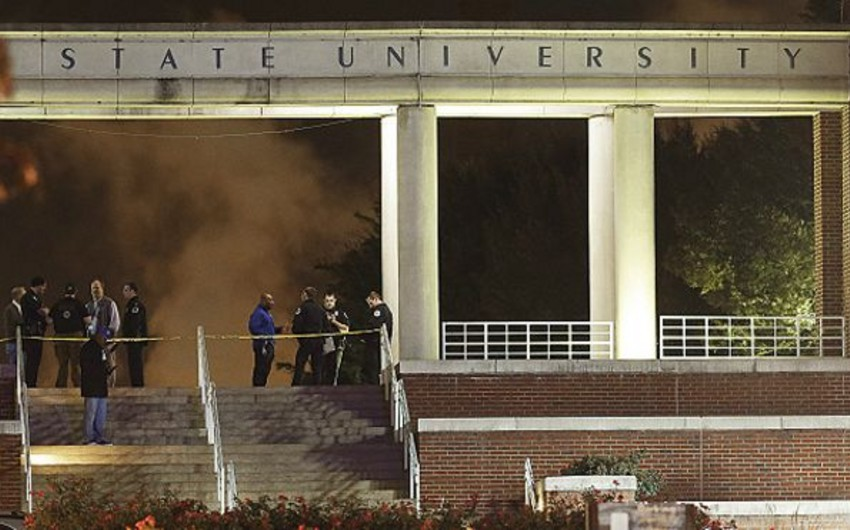 ABŞ: universitetdə atışma nəticəsində bir nəfər ölüb