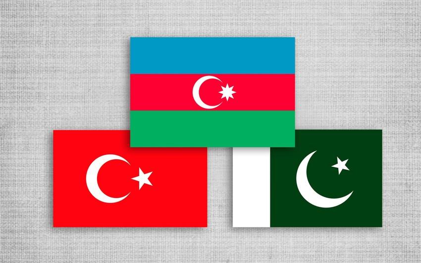 Bakıda Azərbaycan, Türkiyə və Pakistanın birgə ticarət sərgisi keçirilir