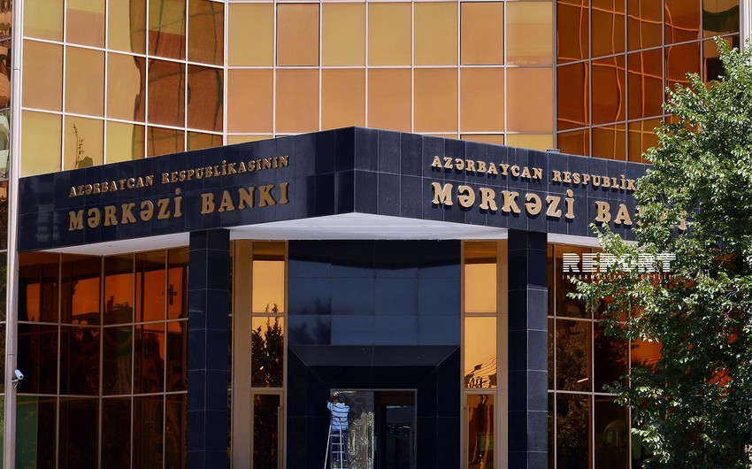 Azərbaycan Mərkəzi Bankı son 4 iş günündə banklara 900 mln. dollar satıb