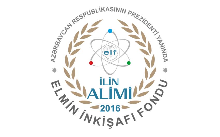 """""""2016-cı İlin Alimi"""" və """"2016-cı İlin Gənc Alimi"""" mükafat müsabiqəsinin nəticələri açıqlanacaq"""