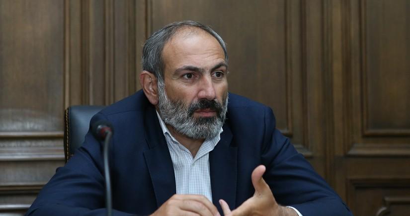 Пашинян предложил расположить наблюдателей ОДКБ вдоль армяно-азербайджанской границы