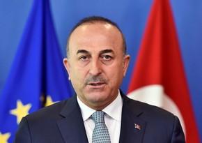 Çavuşoğlu: Gürcüstanın daxil olduğu regional mexanizmləri dəstəkləyirik