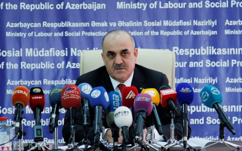 Министр: Завершается подготовка законопроекта, связанного с обязательным страхованием на случай безработицы