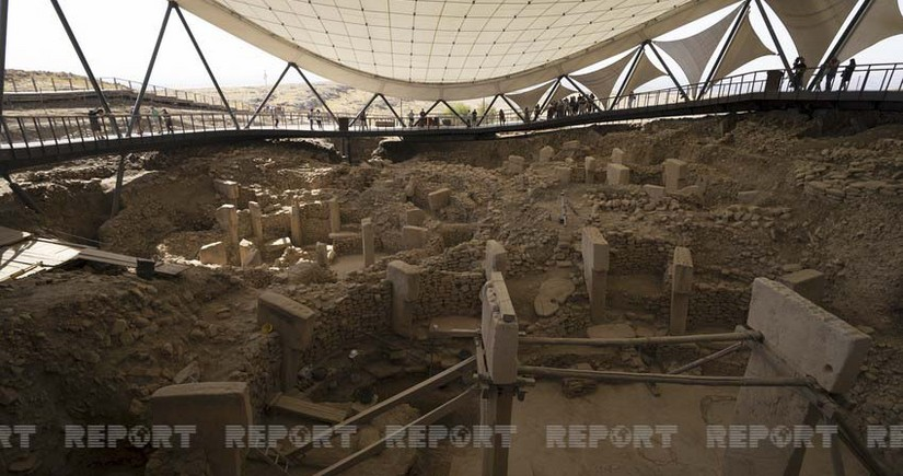 Gobekli Tepe: People who lived here belonged to another civilization