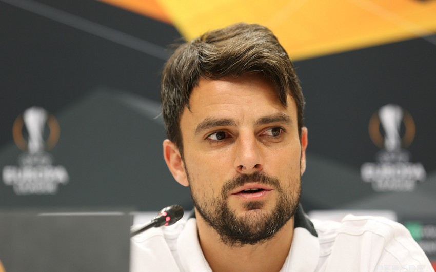 Qarabağın keçmiş futbolçusu: Atletikoya vurduğum qolu hələ də xatırlayırlar
