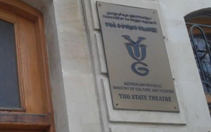 """YUĞ Teatrında """"Rindi-Şeyda"""" tamaşasının premyerası keçiriləcək"""