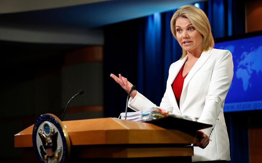 ABŞ Ermənistandakı bütün tərəfləri konstruktiv dialoqa çağırıb