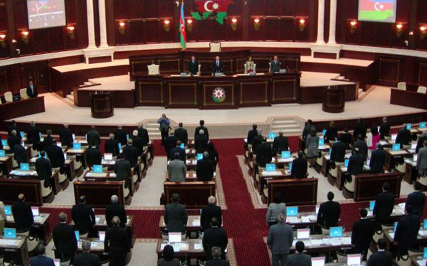 Azərbaycan parlamenti ötənilki büdcənin icrasını müzakirə edəcək