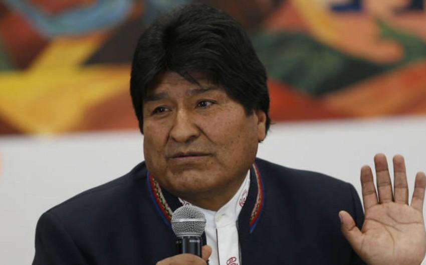 Вооруженные силы Боливии призвали Моралеса уйти в отставку