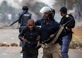 Вооруженное столкновение в Нигерии: десятки погибших и раненых