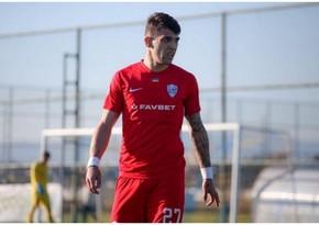 Ukrayna klubunun futbolçusu Azərbaycan millisinə ilk dəfə dəvət aldı