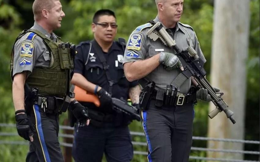 В США при стрельбе пострадали трое человек
