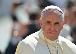 Roma Papası Cənubi Qafqazda barışığa çağırıb