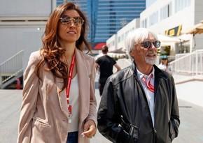 Formula 1in keçmiş sahibi 89 yaşında ata oldu