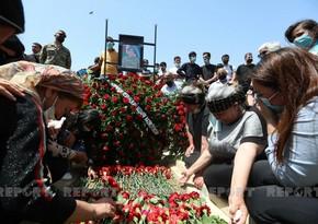 В Баку похоронили шехида Отечественной войны - ОБНОВЛЕНО