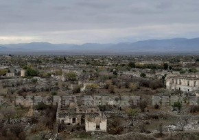 One day in Caucasian Hiroshima - we will build Aghdam from scratch