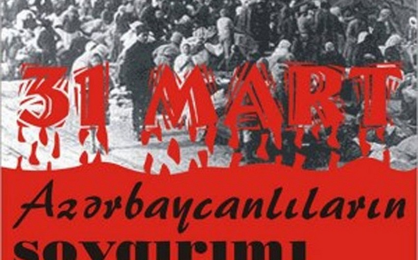 Azerbaijani MoD presents a documentary on March 1918 genocide - VIDEO