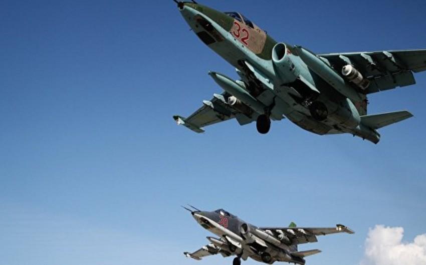 Müdafiə Nazirliyi: Rusiya təyyarələrinin ilk hissəsi Suriyadan ayrılıb