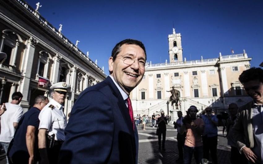 Мэр Рима ушел в отставку после скандала с растратами