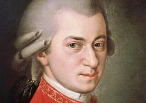 London professor completes Mozart's unfinished works