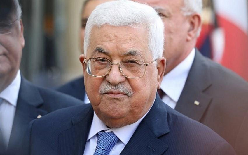Mahmud Abbas Azərbaycan Prezidentini təbrik edib