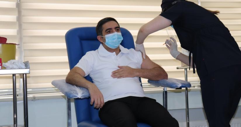 Agentlik sədri: Azərbaycan pandemiyaya son qoyan ilk ölkələrdən olacaq