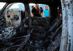 Meksikada 19 nəfər öldürüldükdən sonra yandırılıb