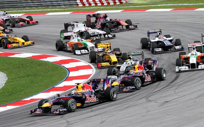 Formula 1 pilotlarının Bakıya gələcəkləri vaxt açıqlanıb