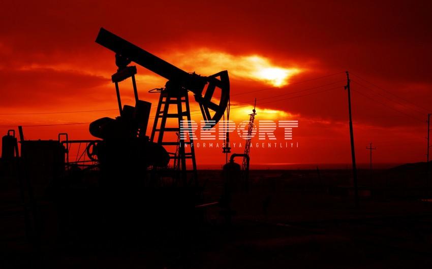 Bu ilin ilk üç rübündə AÇG-də 24 mln. ton neft hasil olunub