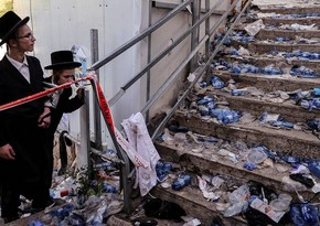 Death toll in Israel stampede reaches 45