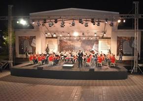 XII Qəbələ Musiqi Festivalının açılış mərasimi olub