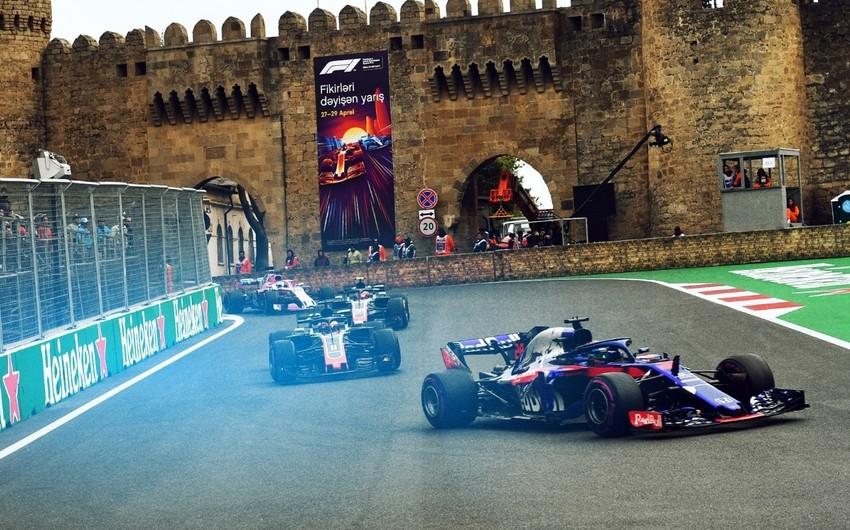 Operativ Qərargahdan Formula 1lə bağlı açıqlama