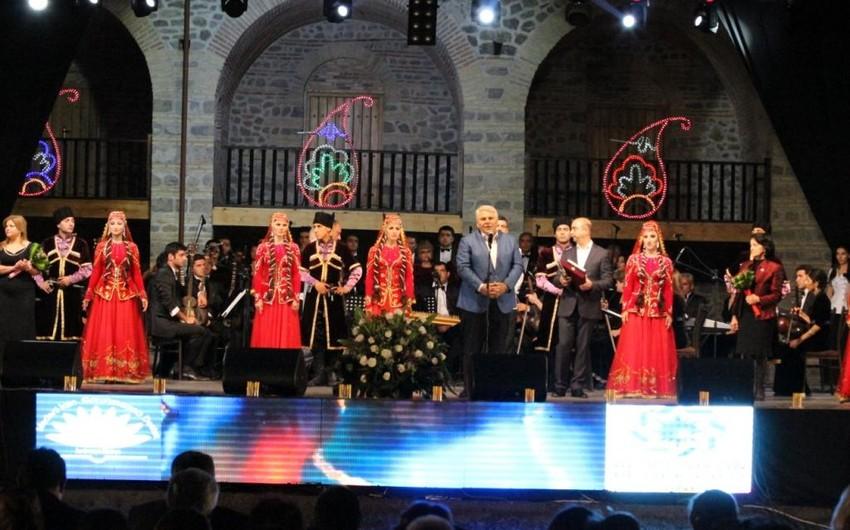 """Şəkidə """"İpək Yolu"""" VI Beynəlxalq Musiqi Festivalı başlayır"""
