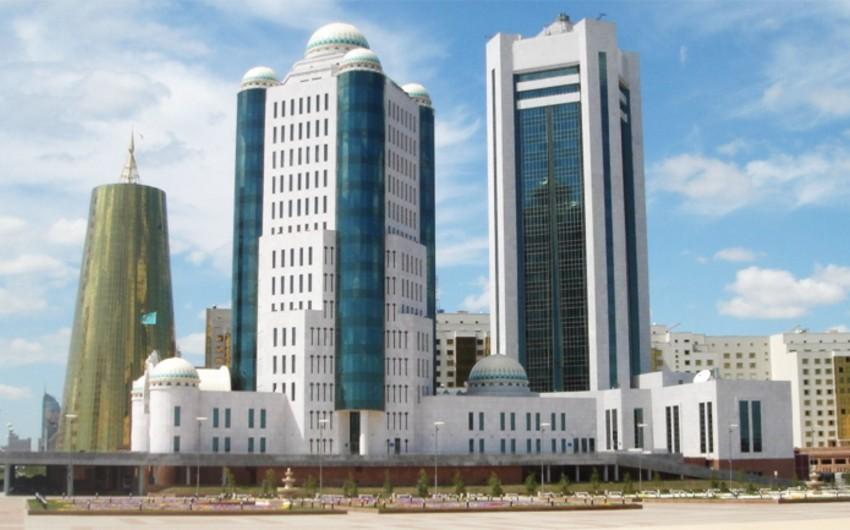 Qazaxıstan Xəzərin şimalının bölüşdürülməsi haqqında protokolda dəyişiklik edib
