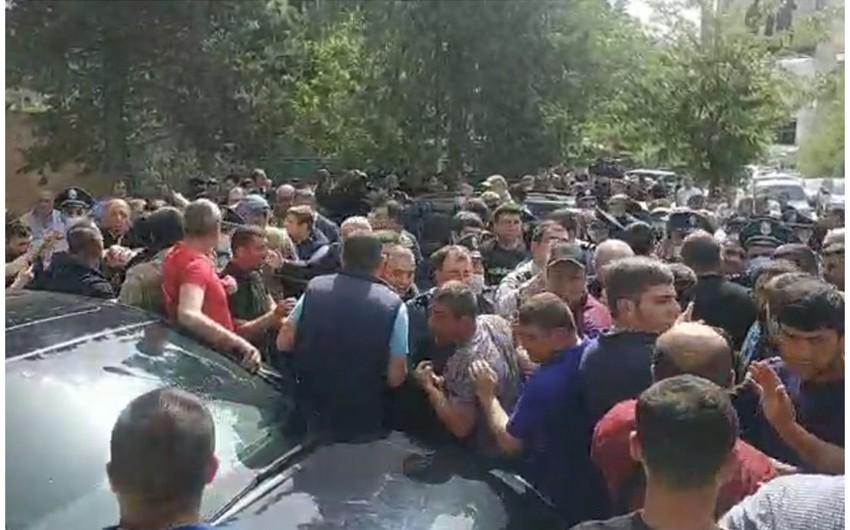 Выкормыши Сороса вновь нагнетают антиазербайджанские настроения
