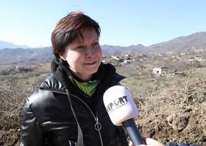 Украинский журналист: В городе-призраке Агдаме и Физули не осталось ни одного целого здания