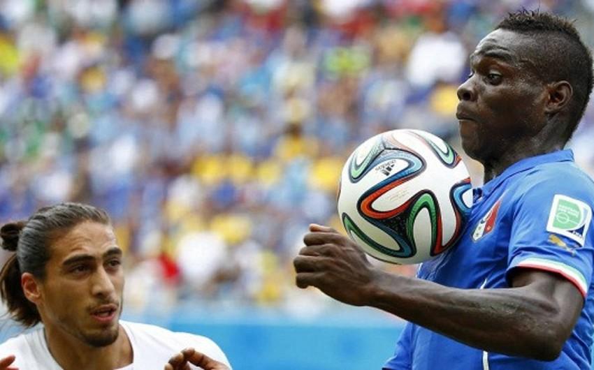 Mario Balotelli DÇ-2014-dən sonra ilk dəfə İtaliya milli komandasına dəvət alıb