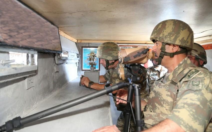 Министр обороны: В апрельских боях на передовой сражались и генералы Азербайджанской армии