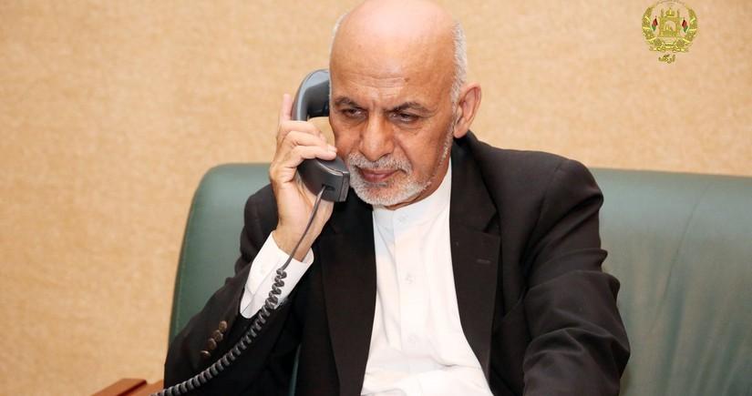 Мухаммад Ашраф Гани провел переговоры с президентом США