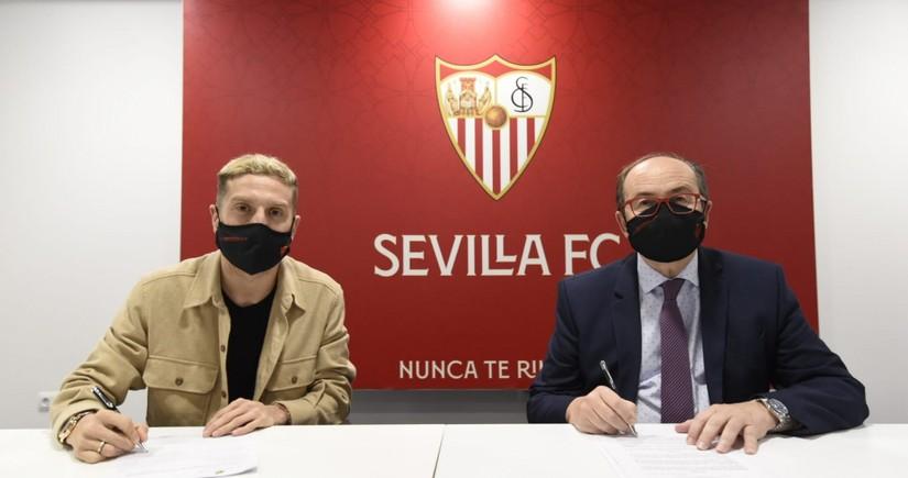 Atalantanın futbolçusu Sevilyaya keçdi