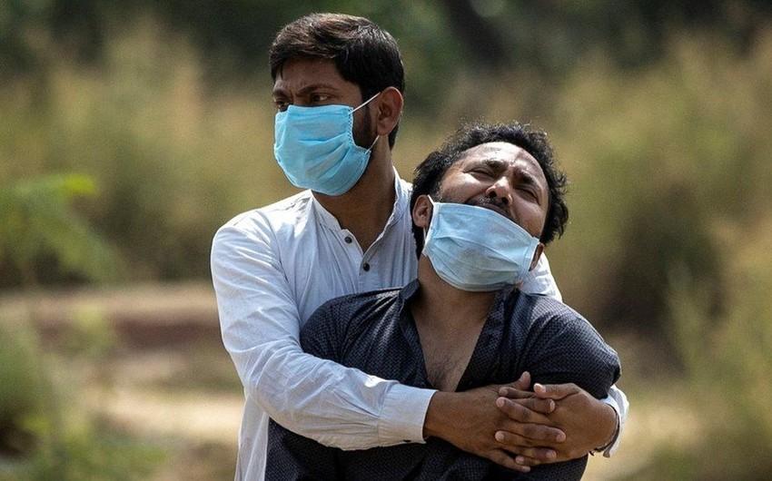 Hindistanda virus 424 min nəfərdən çox insanı öldürüb
