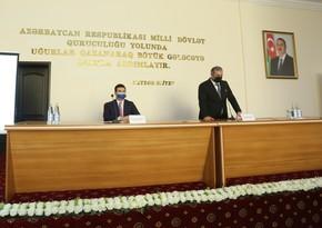Salyan və Sabirabadda KOB dostları fəaliyyətə başlayıb