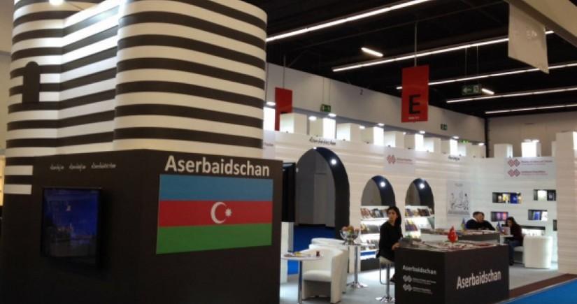 Ermənistanın törətdiyi cinayətlər Frankfurt Beynəlxalq Kitab Sərgisində nümayiş etdirilir