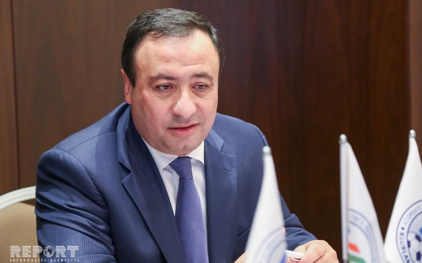 Фикрет Гусейнов не против повторного избрания на пост председателя Комитета клубов АФФА