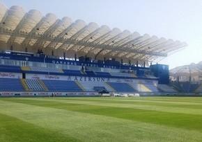 Qarabağın Çempionlar Liqasındakı oyununun stadionu dəyişdirilə bilər