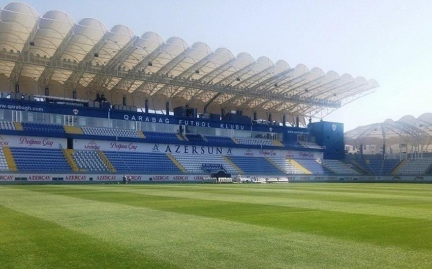 Место проведения матча Сумгайыт - Карабах изменено